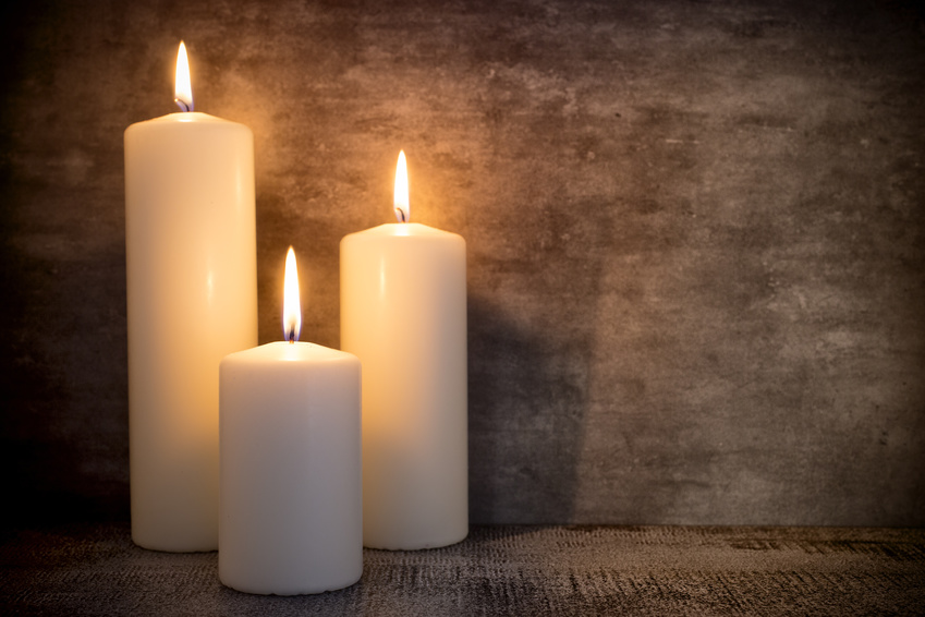 Simpatias com vela