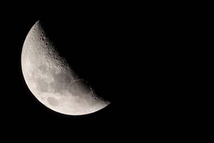 Simpatia da lua