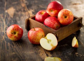 Simpatia com maçã