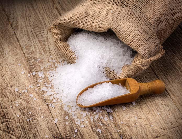 Resultado de imagem para sal grosso
