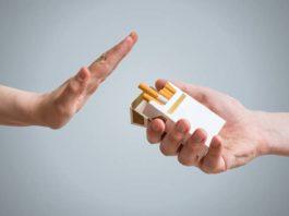 Simpatias para parar de fumar