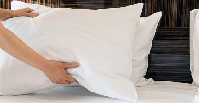 Simpatia do travesseiro