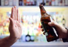 Oração para parar de beber