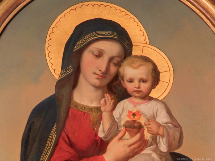 Oração à Virgem Maria
